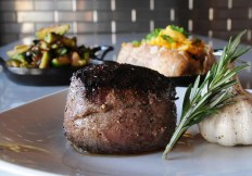 Filet Mignon at Cut432 Modern Steakhouse Delray Beach